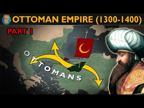 How Did The Ottomans Conquer The Balkans And Asia Minor? - History Of The Ottoman Empire (1299-1400)