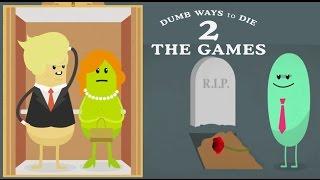 Repeat youtube video Dumb Ways To Die - Trump Way To Die High Score