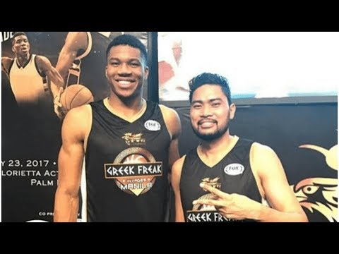 Giannis Antentokounmpo says that Ranidel De Ocampo was a dirty player during 2014 FIBA World Cup
