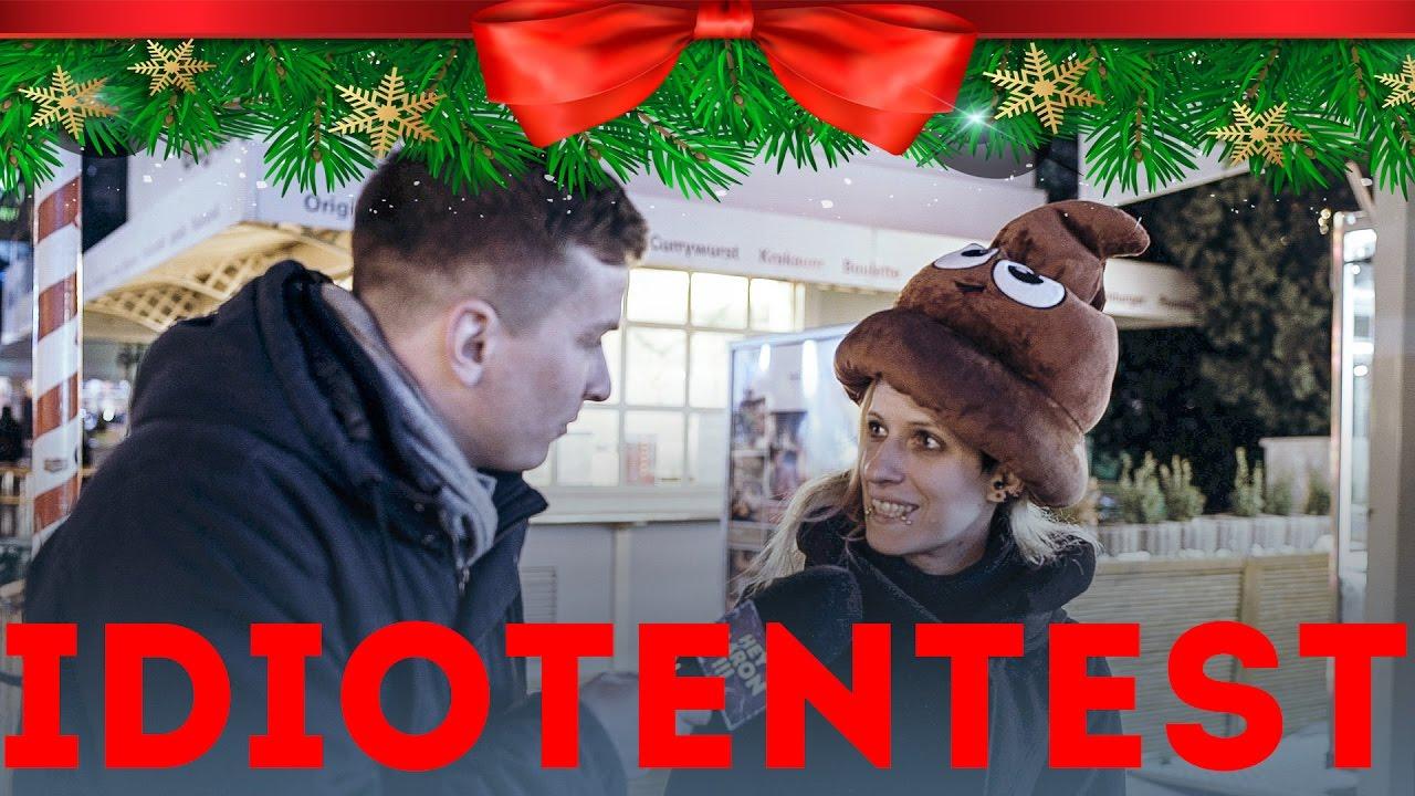 IDIOTENTEST - Weihnachten Special - YouTube
