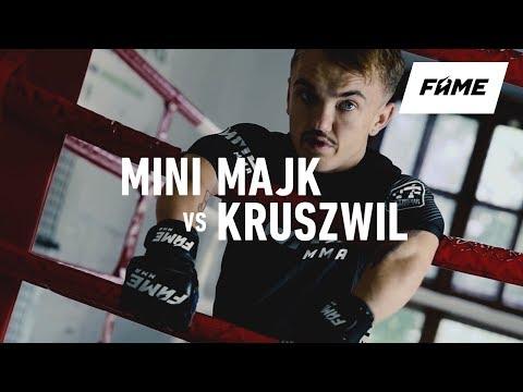FAME MMA 5 SUPER FREAK FIGHT: Mini Majk vs Kruszwil (Zapowiedź walki)