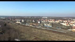 Meuselwitz, Blick von oben