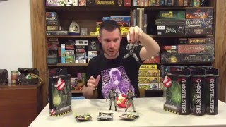 Mattel Classic GHOSTBUSTERS figure review | NEW