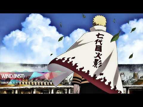 Wind (Instrumental) // Naruto ED