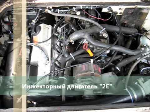 "Апгрейд Volkswagen T3 (Vanagon) ""2E"""