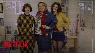Paquita Salas | Anuncio Fecha Temporada 2 | Netflix