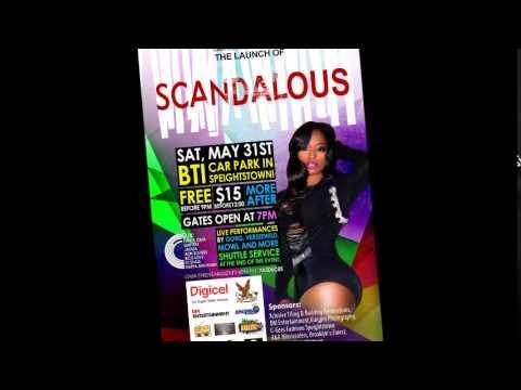 #Scandalous promo CD