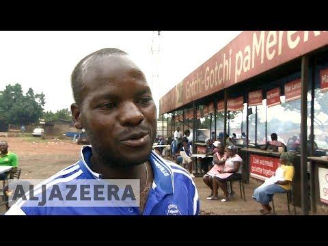 Zimbabweans react to new president, Emmerson Mnangagwa