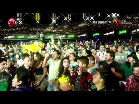 Garras De Amor & Rafaga - Festival De Viña Del Mar 2012 (Completo & HD)
