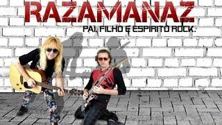 Razamanaz - Pai, Filho e Espírito Rock - (Completo / Oficial)