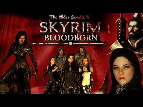 SKYRIM BLOODBORN (300+ Modlu Vampir RP'si Tanıtımı) 18 OCAK 2019 DA CANLI YAYINDA BAŞLIYOR thumbnail