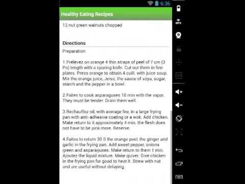 Zdrowe Przepisy Zywieniowe Aplikacje W Google Play