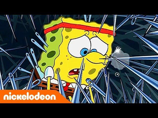 Губка Боб Квадратные Штаны | 2 сезон 7 серия | Nickelodeon Россия