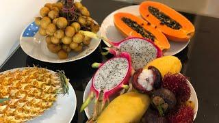 Где найти дешевые морепродукты и фрукты на Пхукете 2019. Рынок на Чалонге. Самые низкие цены.