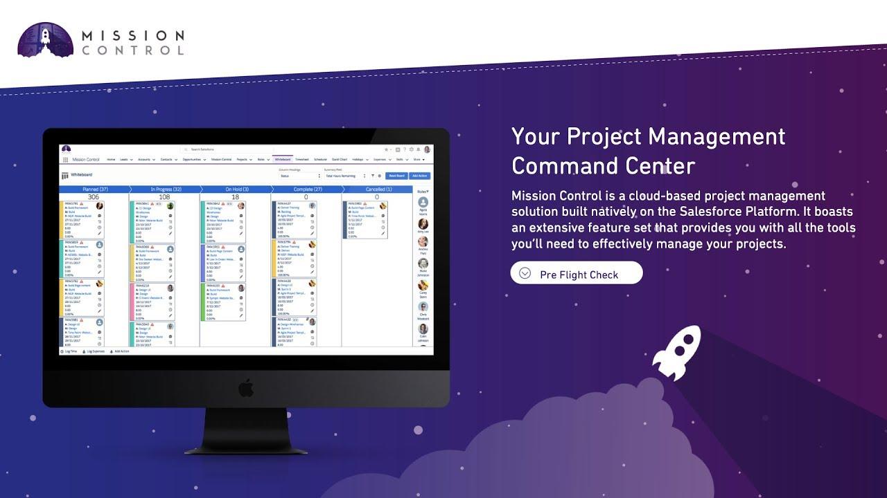 mission control project management