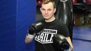 Dawid Kubik (Academia Gorila Ostrołęka) - Bartłomiej Witkowski (Academia Gorila Olsztyn)