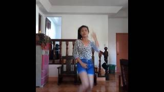 NEYO-A LITTLE SPACE  (dance cover)Free style