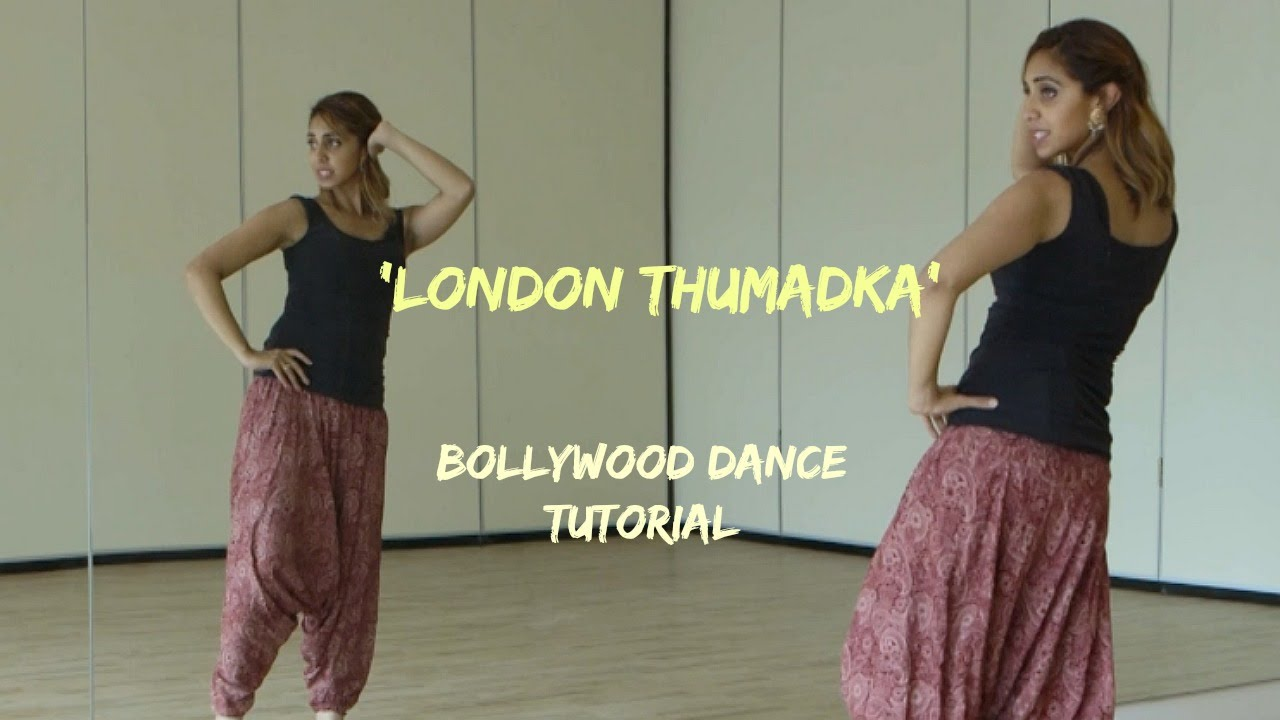 how to bollywood dance youtube