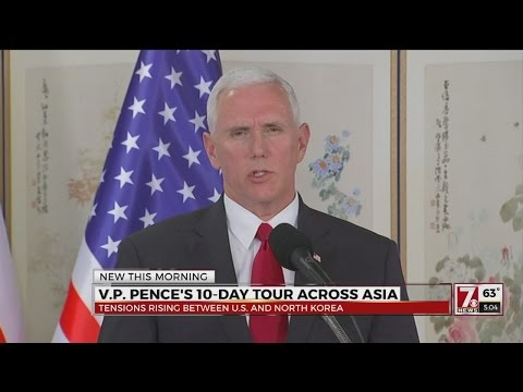 Tensions rise between U.S. and North Korea