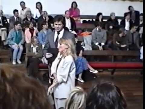 'Maddie' - Oxford June 1990 - Sondheim Masterclass