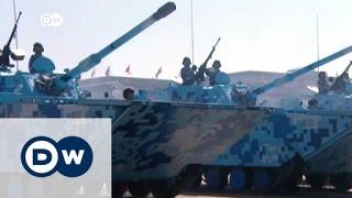 ارتفاع تجارة السلاح إلى الشرق الأوسط رغم انخفاض أسعار النفط| الأخبار