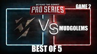 🔴[ Dota 2 LÏVE ] VIKIN.GG vs MUDGOLEMS - BTS Pro Series Season 3: Europe/CIS - BO5