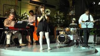 曲名:Secret Love 篠原 和宏 (key) 横田 勉 (b) 徳宿 浩子 (ds) 小笠原...