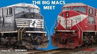 The Big Macs MEET!