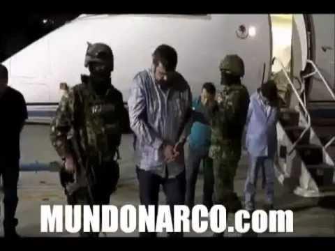 Como capturaron a Eduardo Costilla 'El Coss',lider del CDG