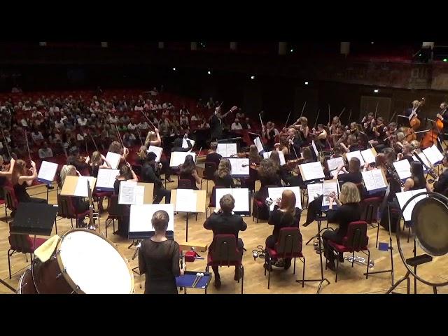 Nacht und Trompeten (Excerpt) - Hans Abrahamsen, Bruno Campo. Stockholm