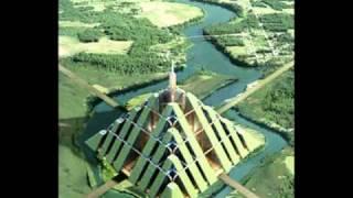 A Video About Dubai's Pyramid City, Ziggurat