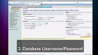 Joomla 1.5 Security tips - DON
