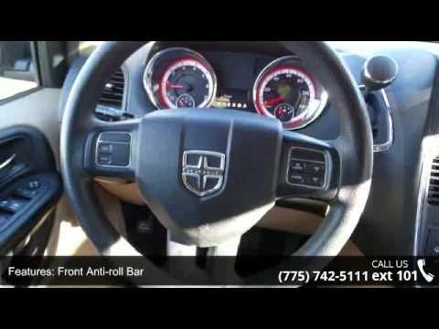 2014 Dodge Grand Caravan Internet Auto Reno Reno Nv Youtube