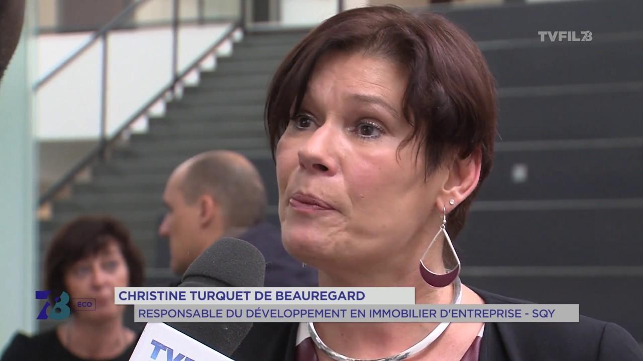 7/8 Eco – comment se porte l'immobilier d'entreprise à Saint-Quentin-en-Yvelines ?
