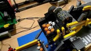Construction en lego impressionnante