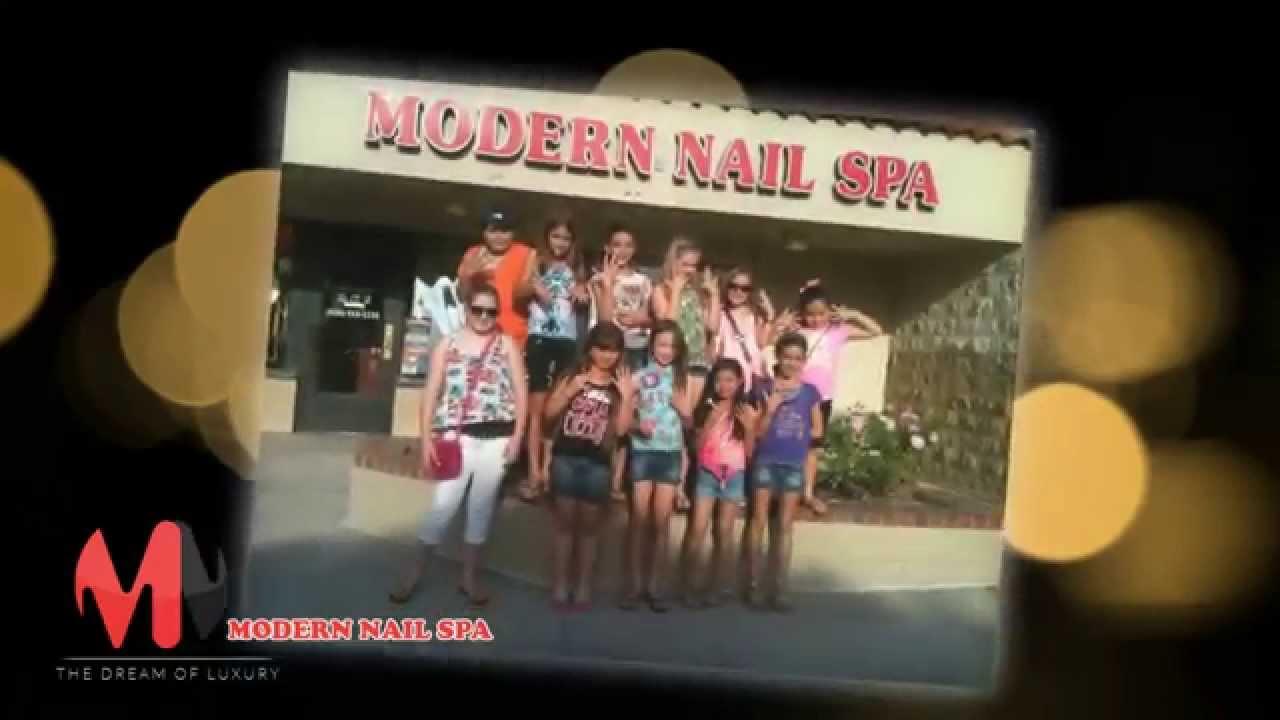 Modern Nail Spa in Glendora, CA 91741 (583)