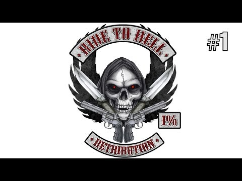 Twitch Livestream | Ride to Hell: Retribution Part 1 [Xbox 360]