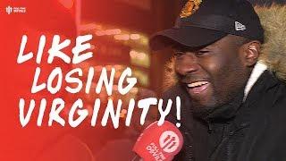 'FEEL LIKE I LOST MY VIRGINITY' Manchester United 2-1 Brighton