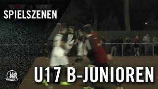 SC SW Köln - SC Holweide (U17 B-Junioren, Leistungsklasse) - Spielszenen | RHEINKICK.TV
