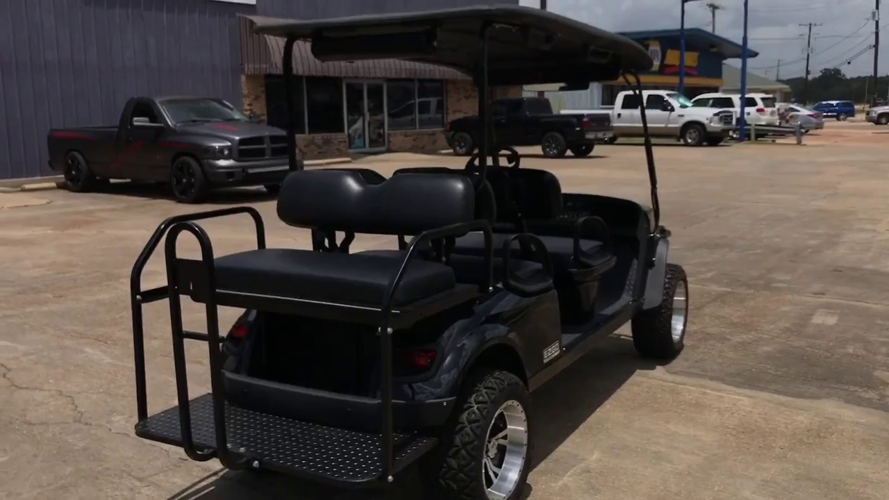 How to Hook Up Batteries to EZ Go Golf Carts