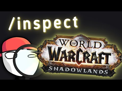/Inspect Shadowlands | World Of Warcraft