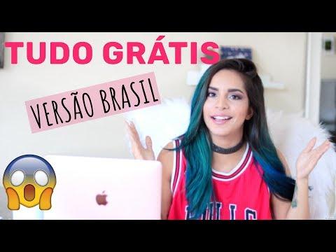 COMO RECEBER PRODUTOS DE GRAÇA - PARA O BRASIL!!