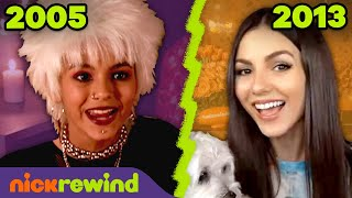 VICTORIA JUSTICE's Journey on Nickelodeon ⏩ Nick Stars Through the Years!