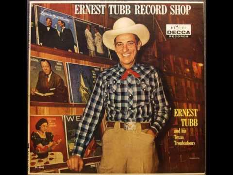 The Ernest Tubb Story ~ DXS 7159