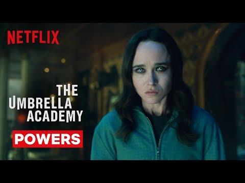 Umbrella Academy Powers | The Umbrella Academy | Netflix