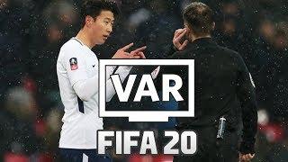 VAR NO FIFA 20?