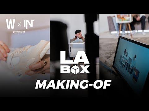 Youtube: La Box | Making-of saison 2 (avec Sarah, Tortoz, Tonton Gibs, La Routine, Seth Gueko…)
