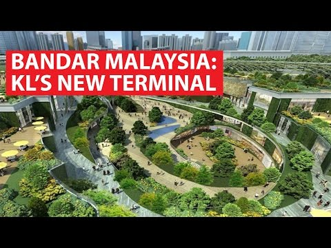Bandar Malaysia | The New Silk Road | CNA Insider