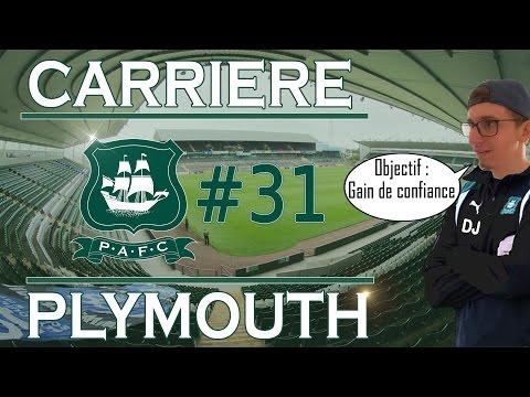 FIFA 17 | Carrière Manager | Plymouth #31 : MERCATO pour la confiance