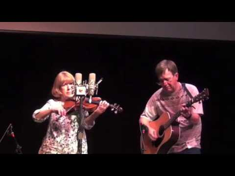 Sherry Worthen at 2016 Arkansas State Contemporary Fiddle Contest